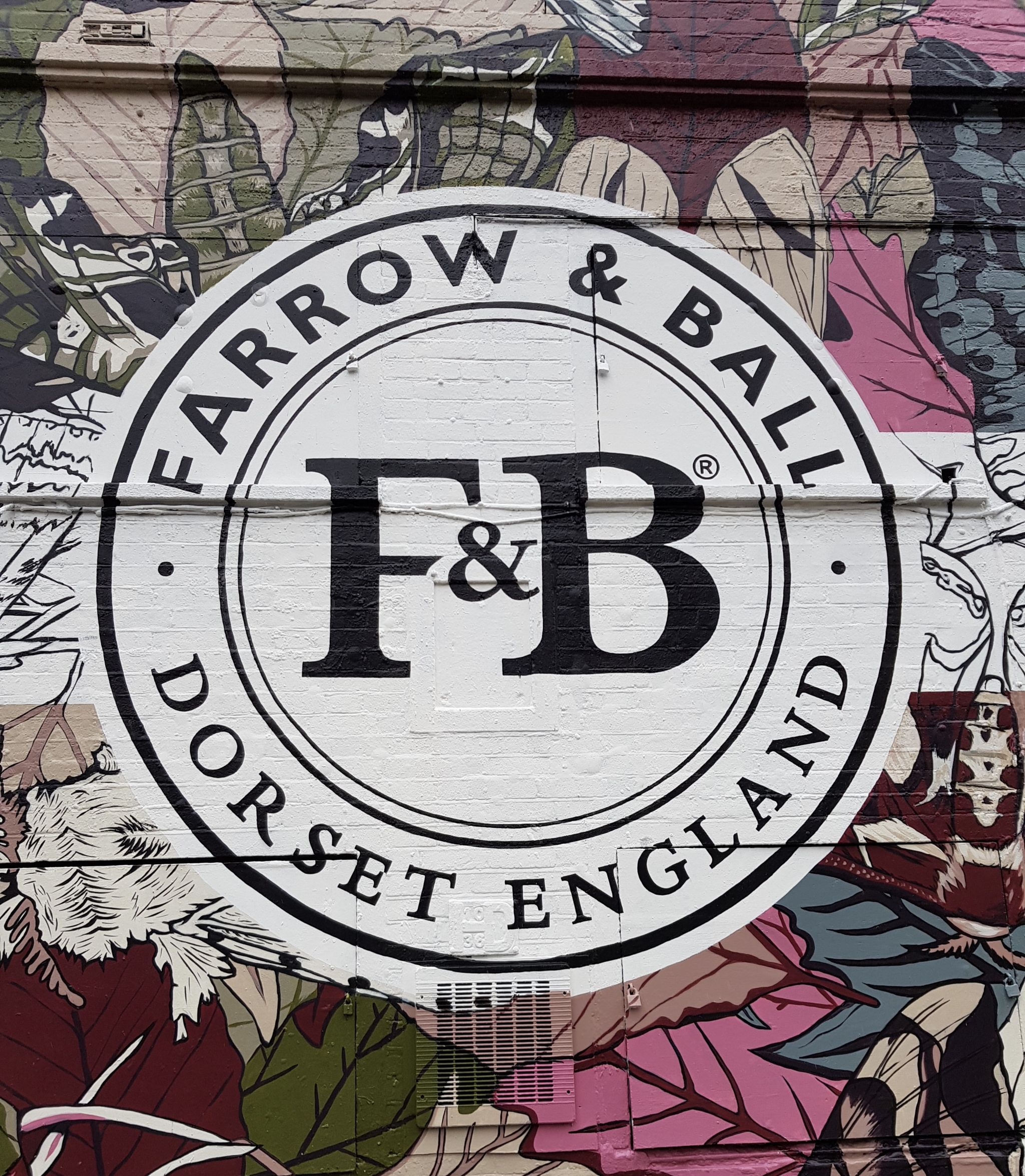 Farrow and Ball nine new colours