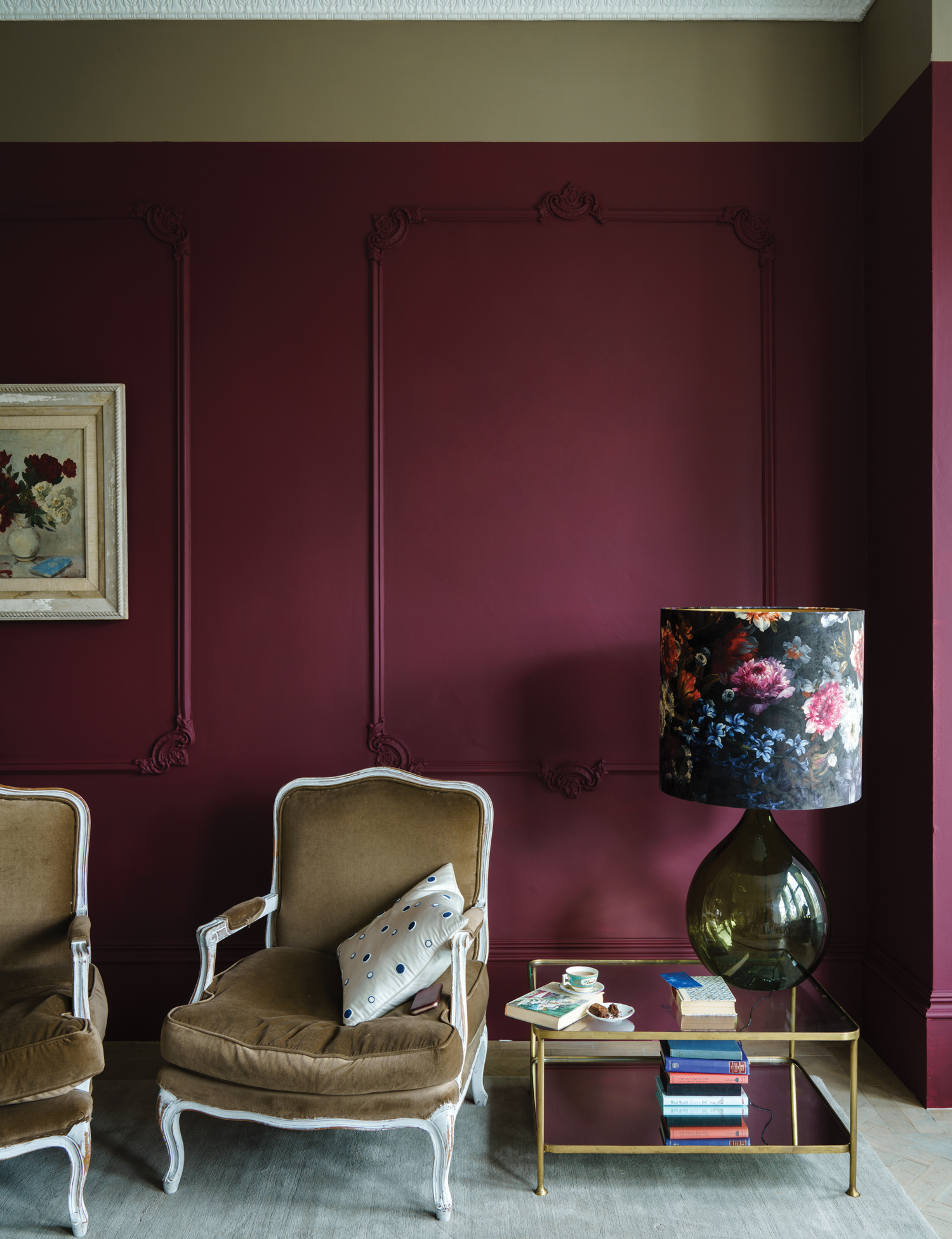 Farrow and Ball Preference Red