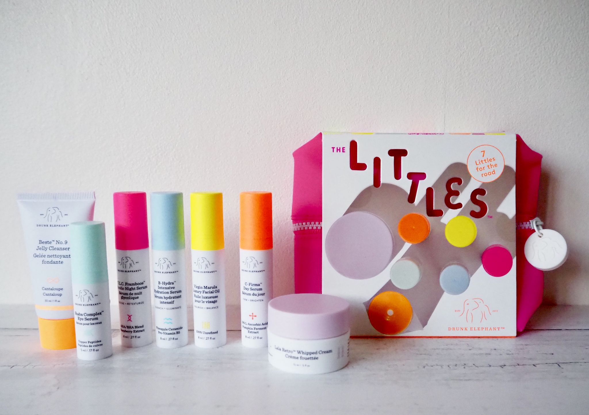 Drunk Elephant Littles Kit