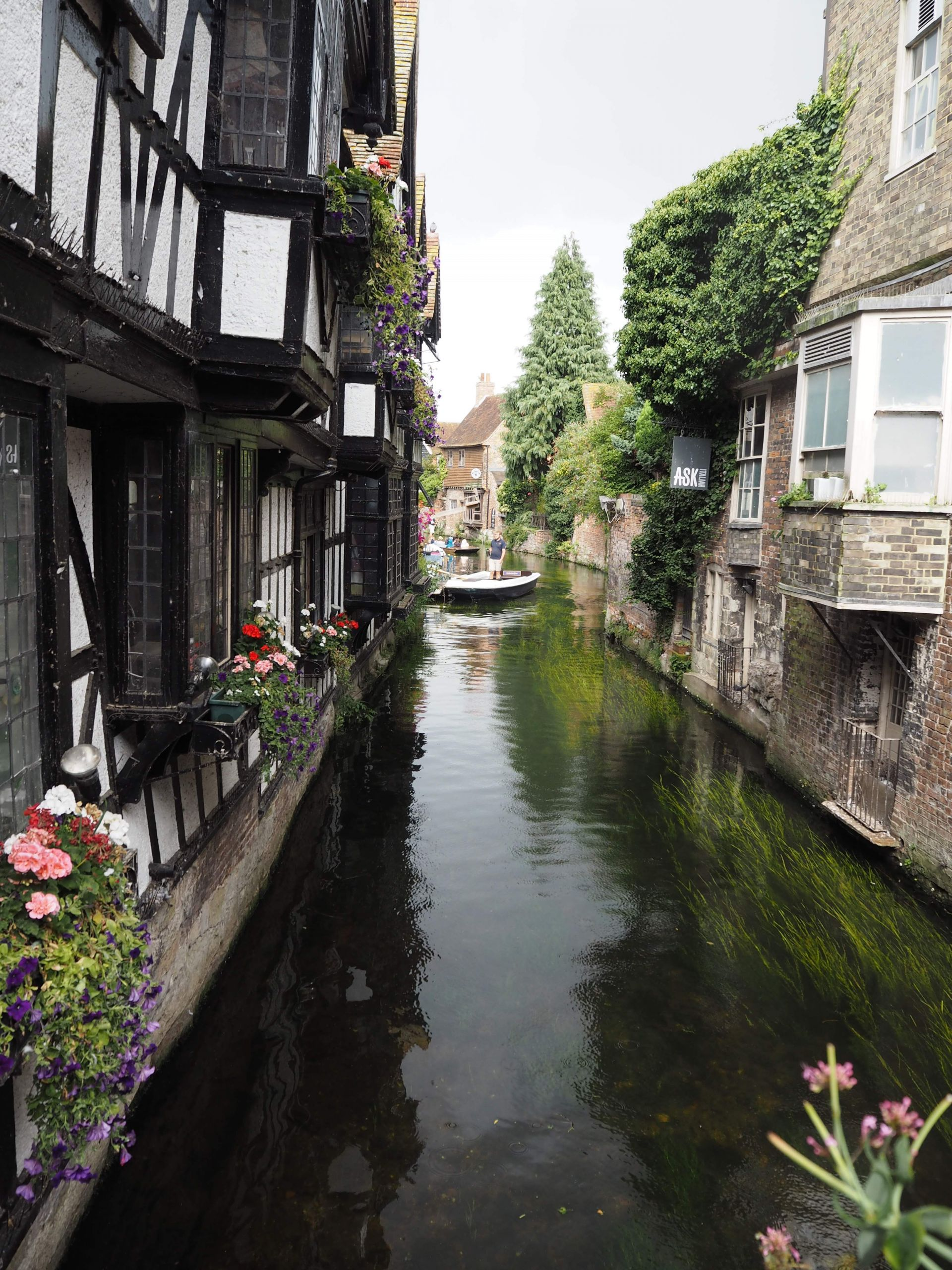 Canterbury waterside