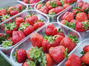 Strawberries Deal Market